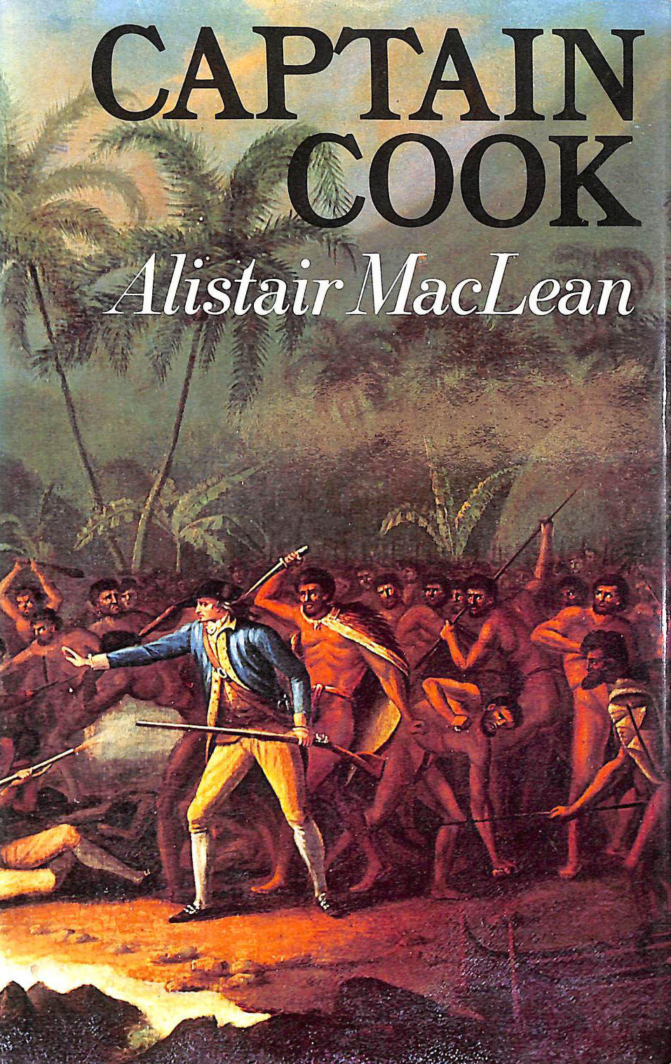 Image for Captain Cook