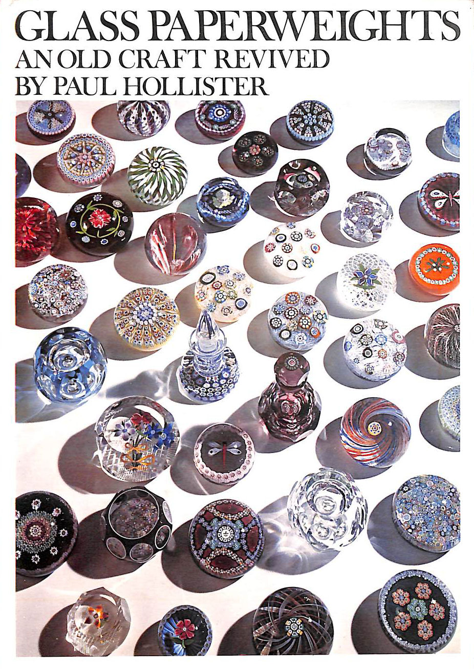 Image for Glass Paperweights: An Old Craft Revived