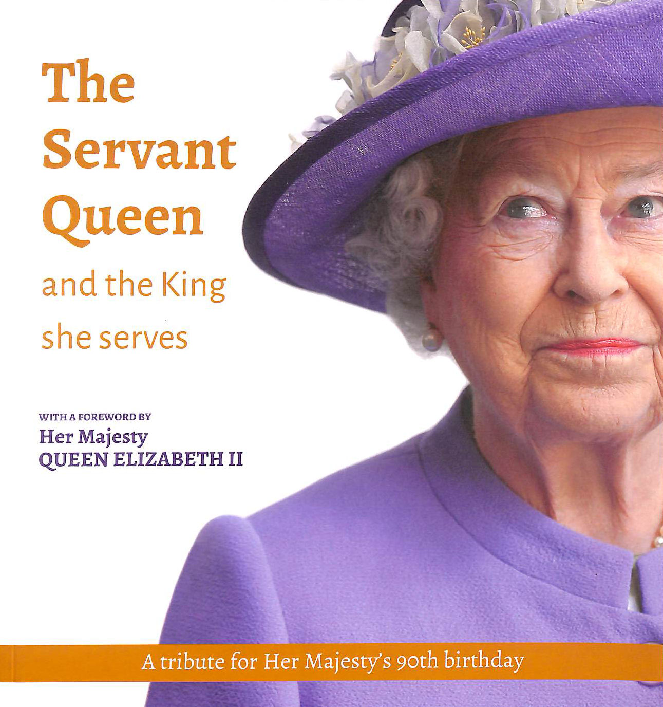 Image for The Servant Queen And The King She Serves Paperback - 2016