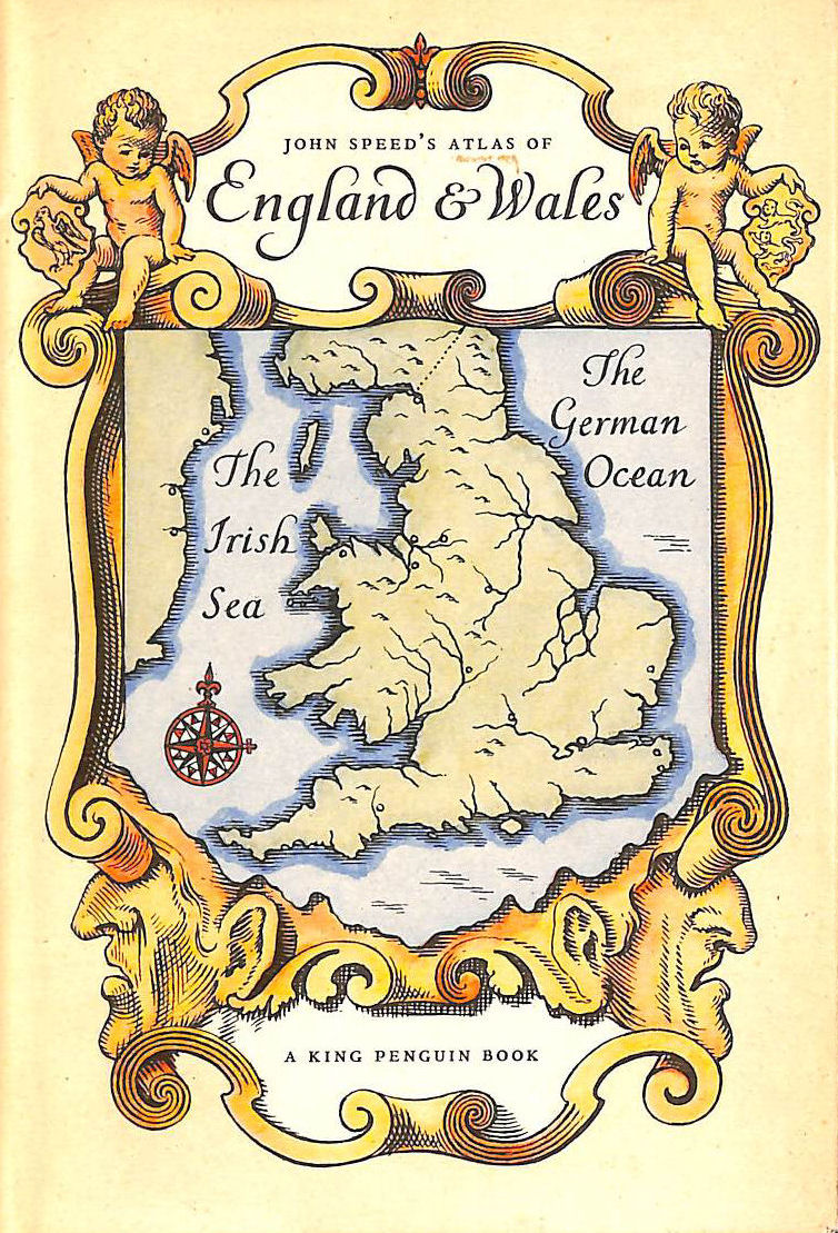Image for An Atlas Of Tudor England And Wales: Forty Plates From John Speed's Pocket Atlas Of 1627 (King Penguin Books Series;No.61)