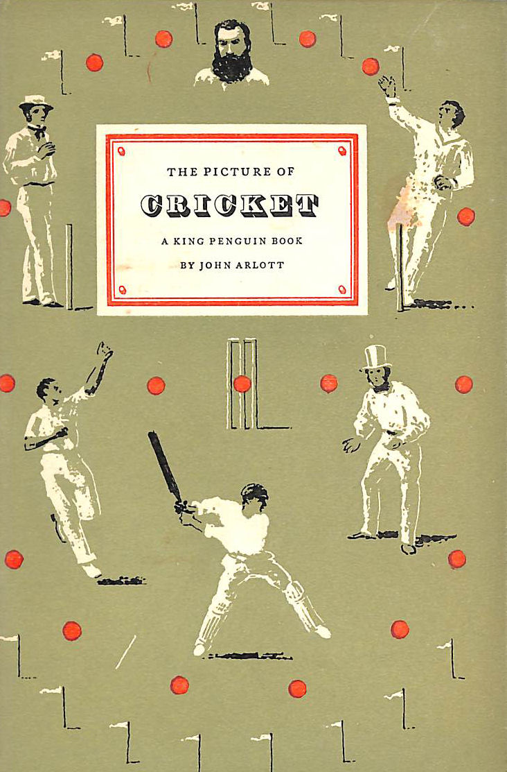 Image for The Picture Of Cricket (King Penguin Books ; No.73)