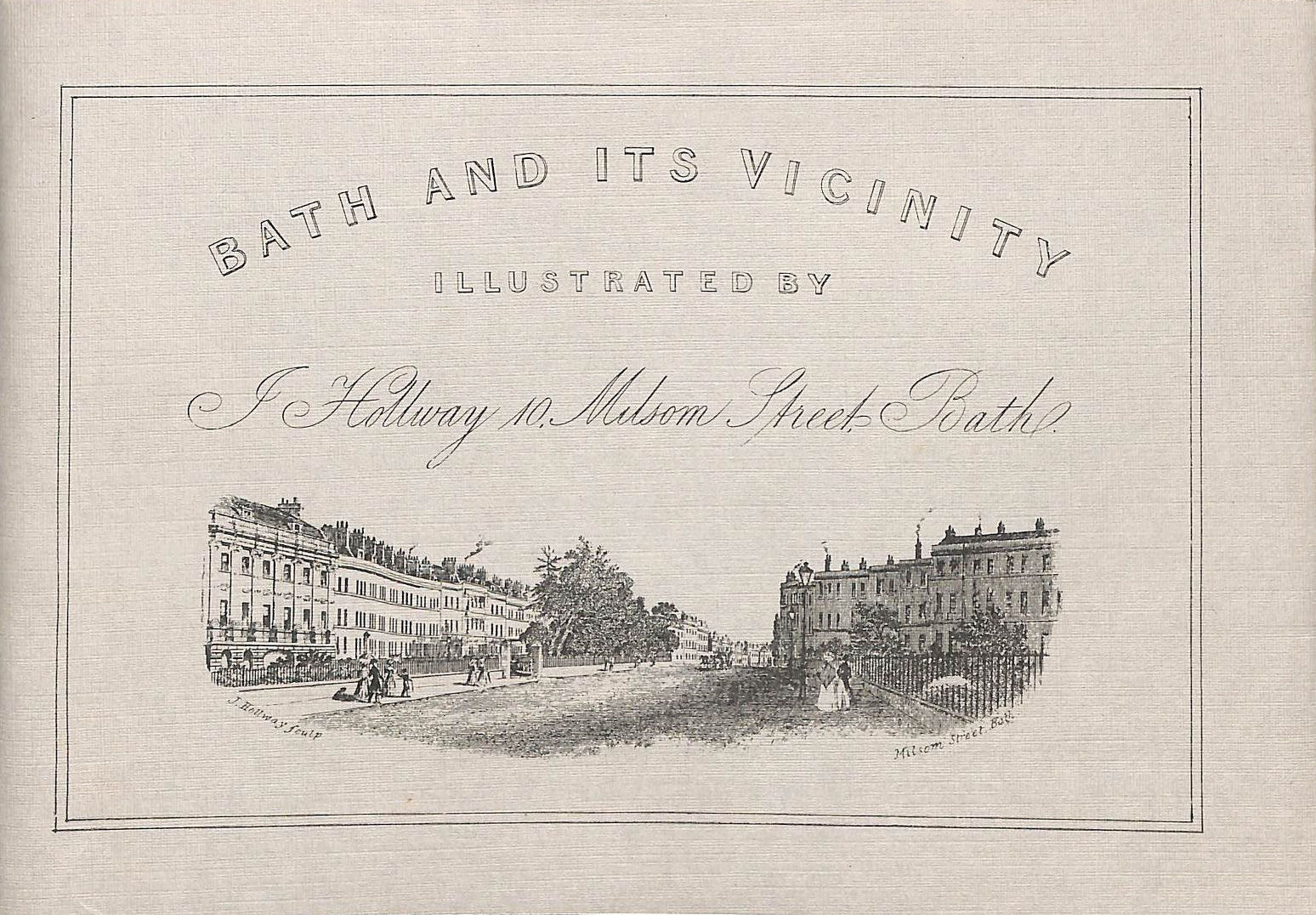 Image for Bath And Its Vicinity.