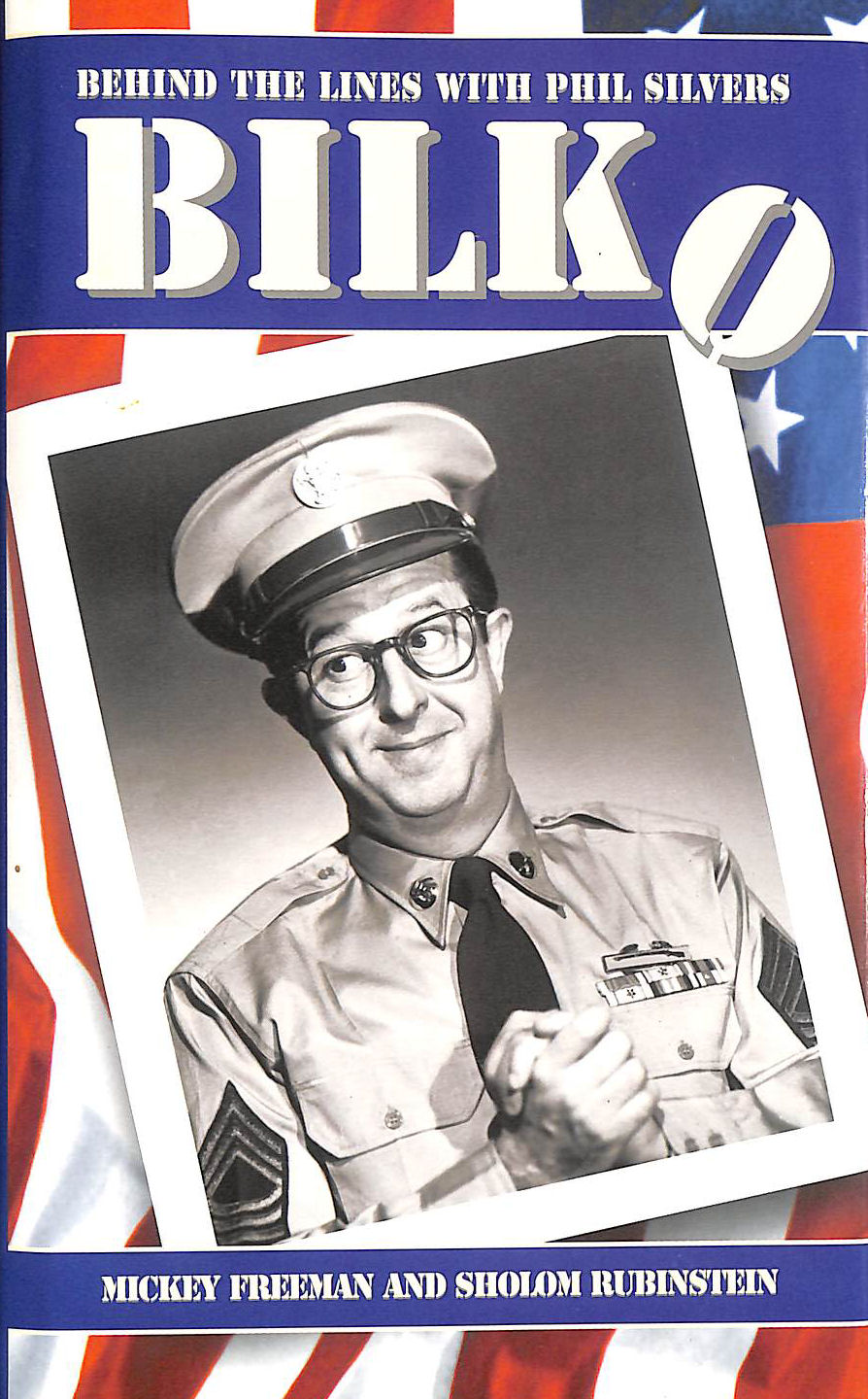 Image for Bilko - Behind The Lines With Phil Silvers