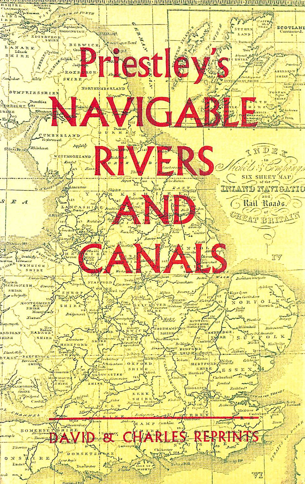Image for Navigable Rivers And Canals
