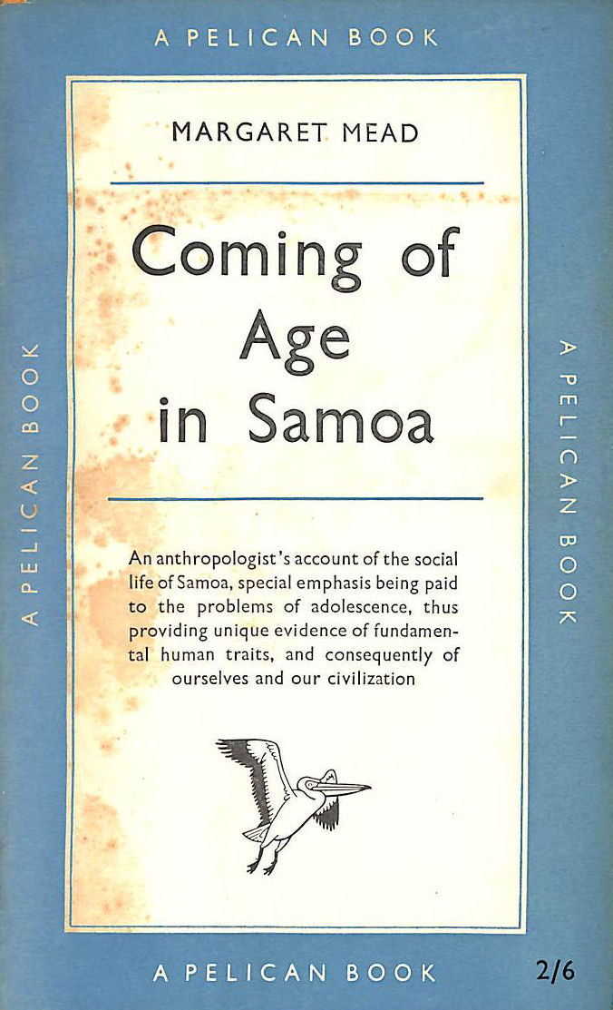 Image for Coming Of Age In Samoa