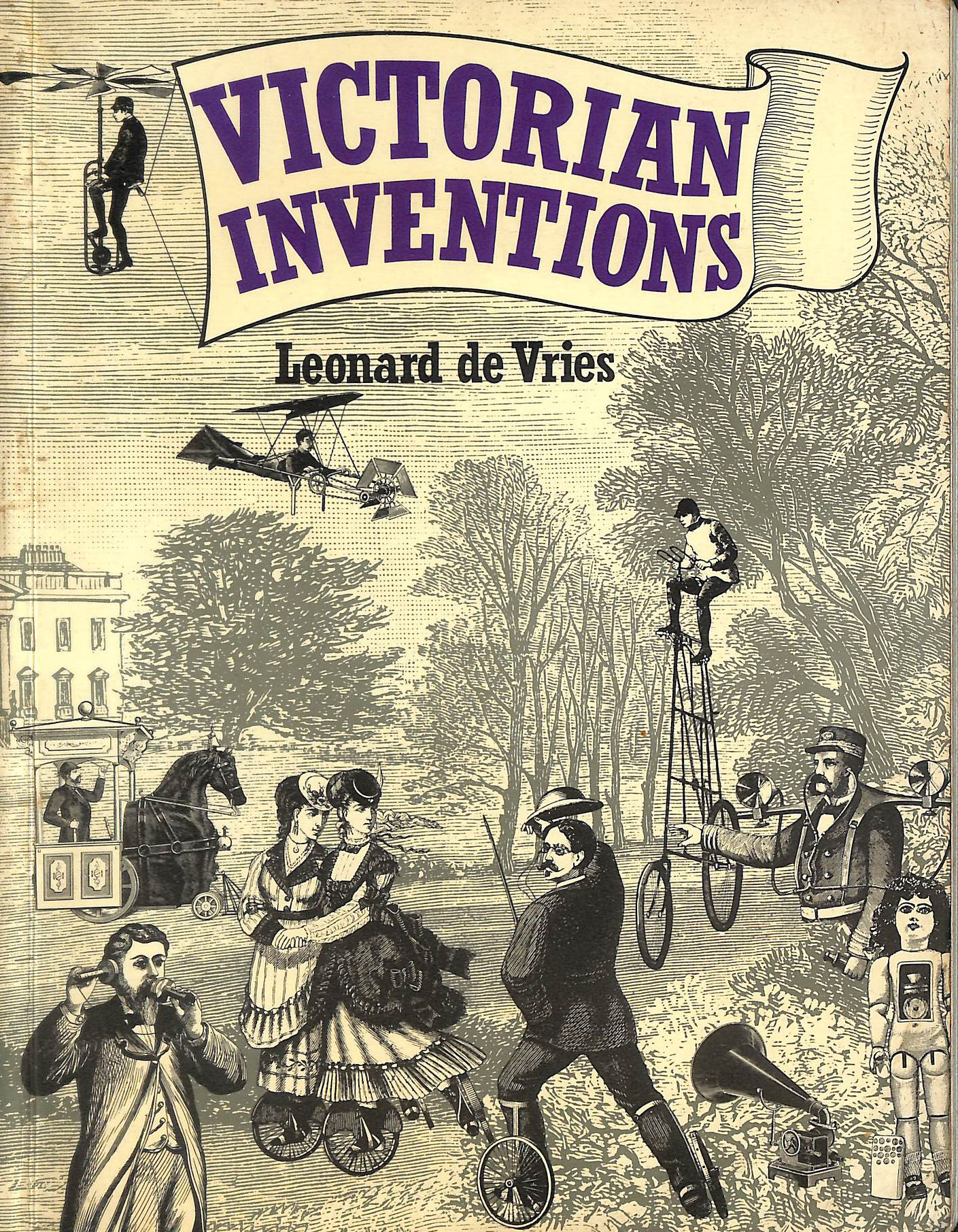 Image for Victorian Inventions