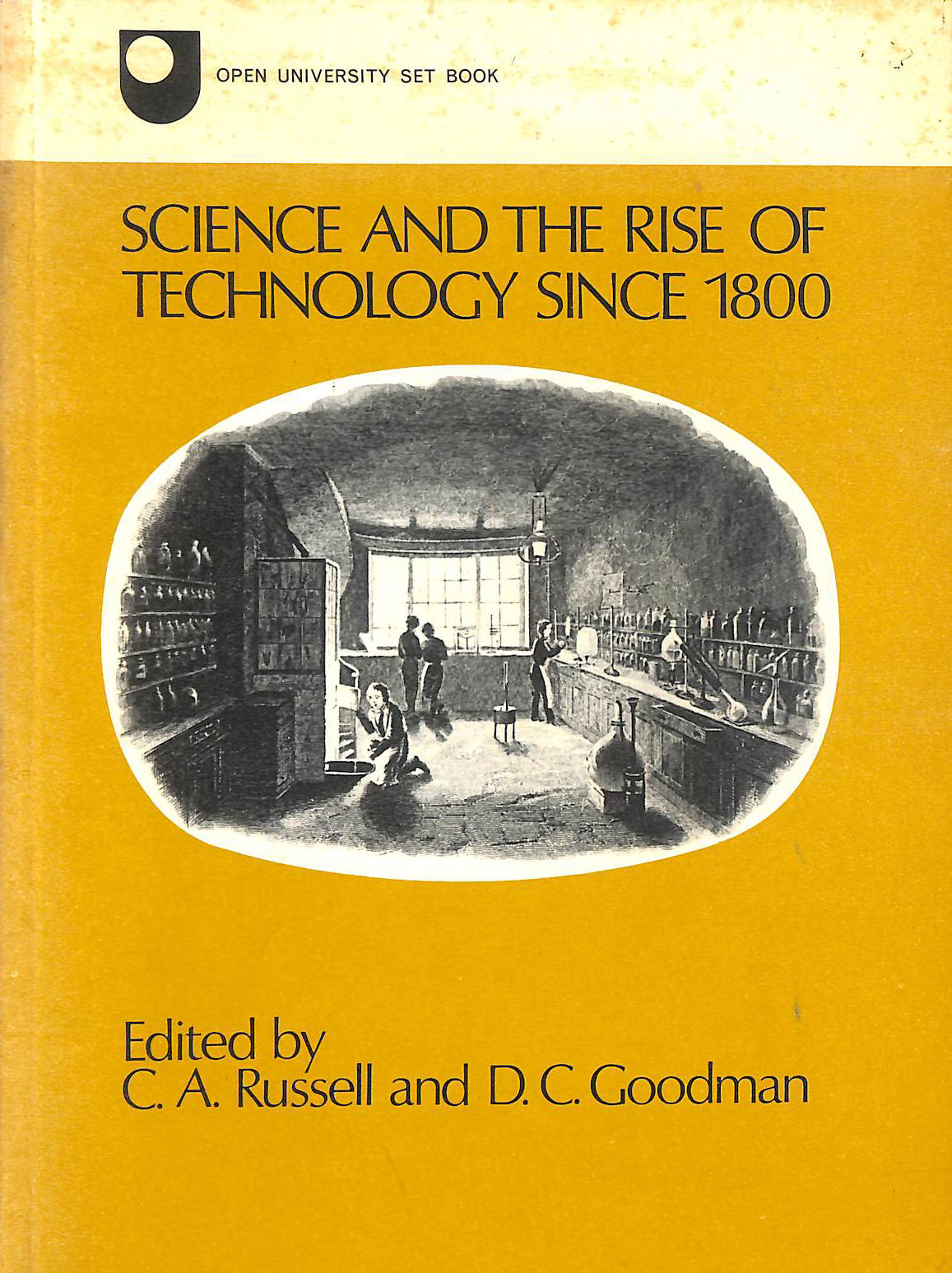 Image for Science And The Rise Of Technology Since 1800 (Set Books)