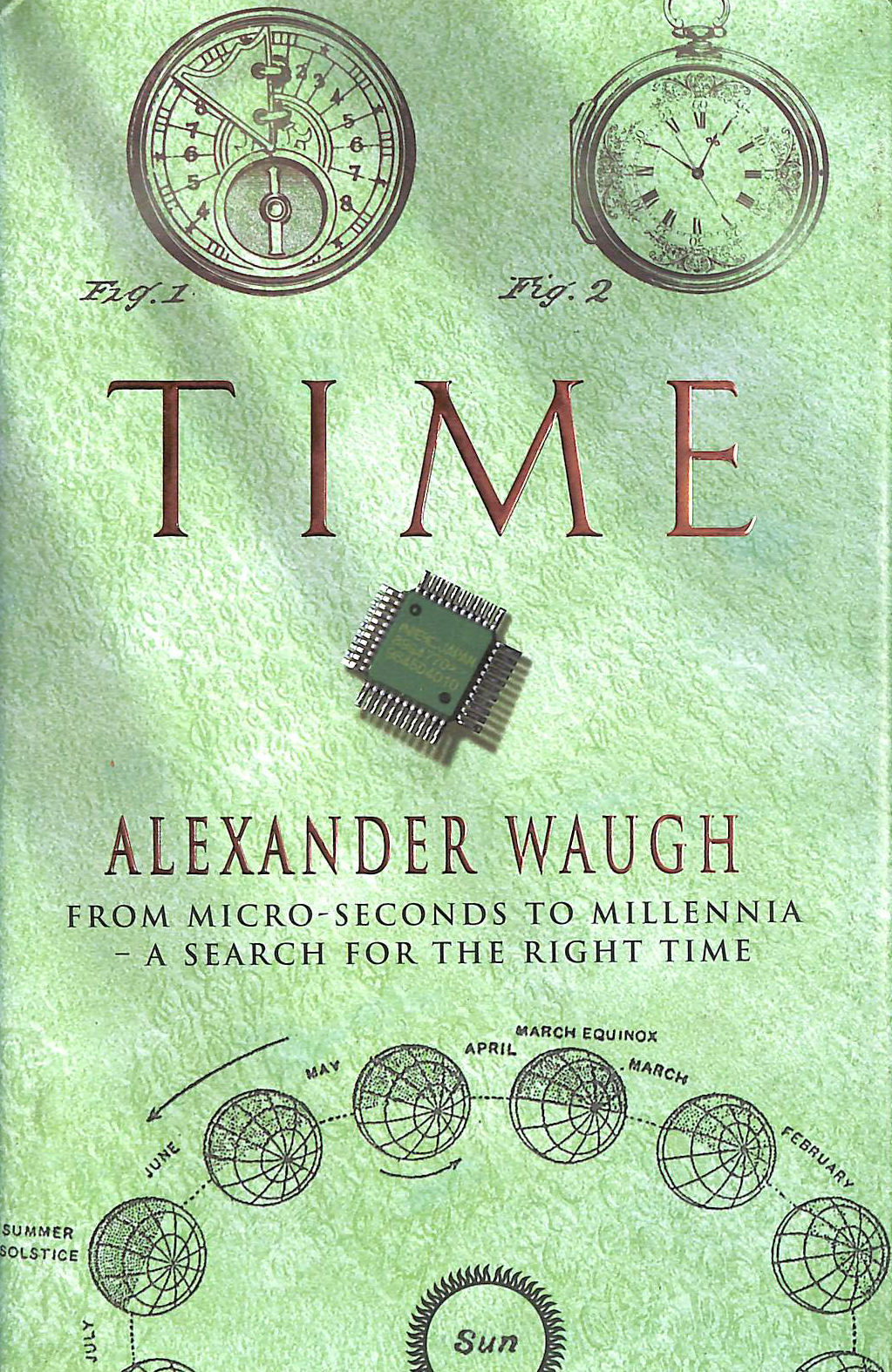 Image for Time: From Micro-Seconds To Millennia - The Search For The Right Time