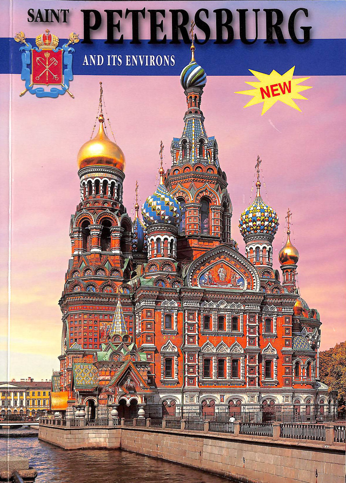 Image for Saint Petersburg And Its Environs - English Edition.