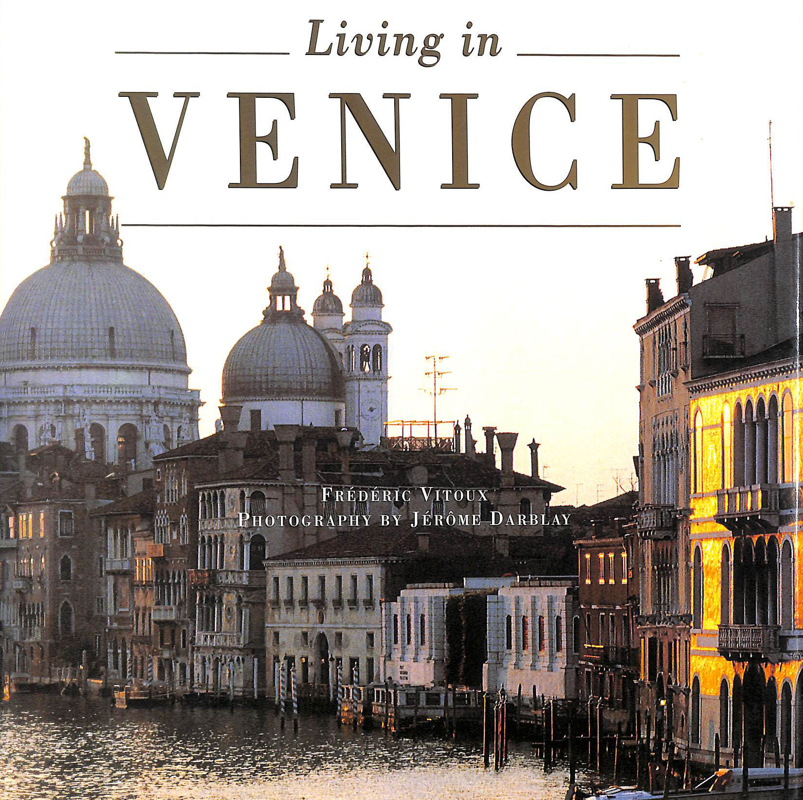 Image for Living In Venice (Living In... Series)
