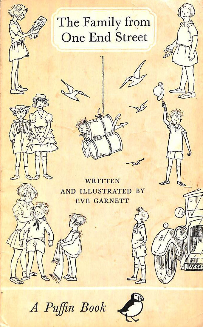 Image for The Family From One End Street By Eve Garnett 1967 Puffin Books