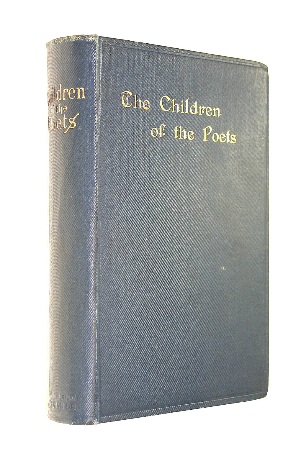 Image for The Children Of The Poets