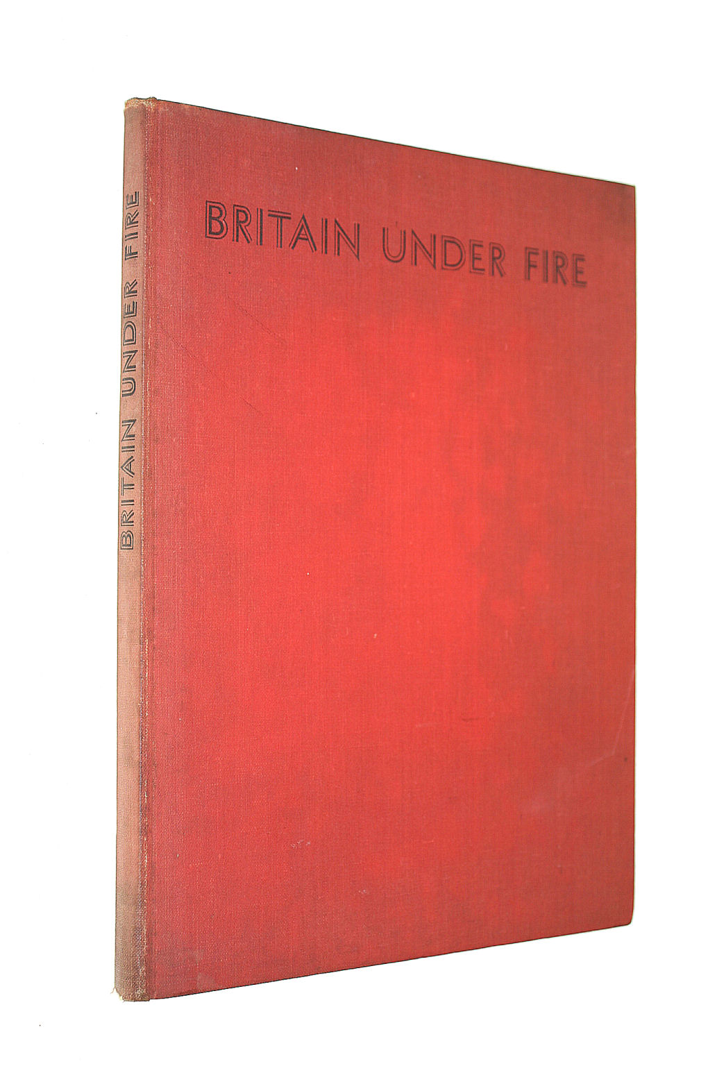 Image for Britain Under Fire