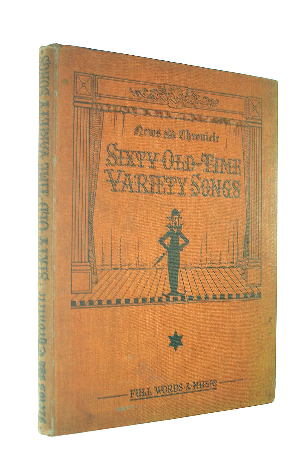 Image for News Chronicle Song Book No. 2. Sixty Old-Time Variety Songs. With An Introduction By Charles Coborn And An Appreciation By George Robey