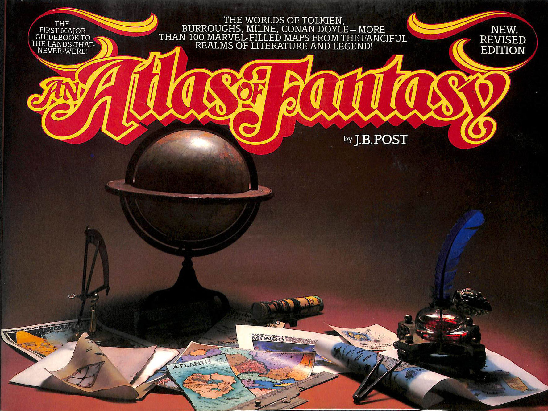 Image for An Atlas Of Fantasy