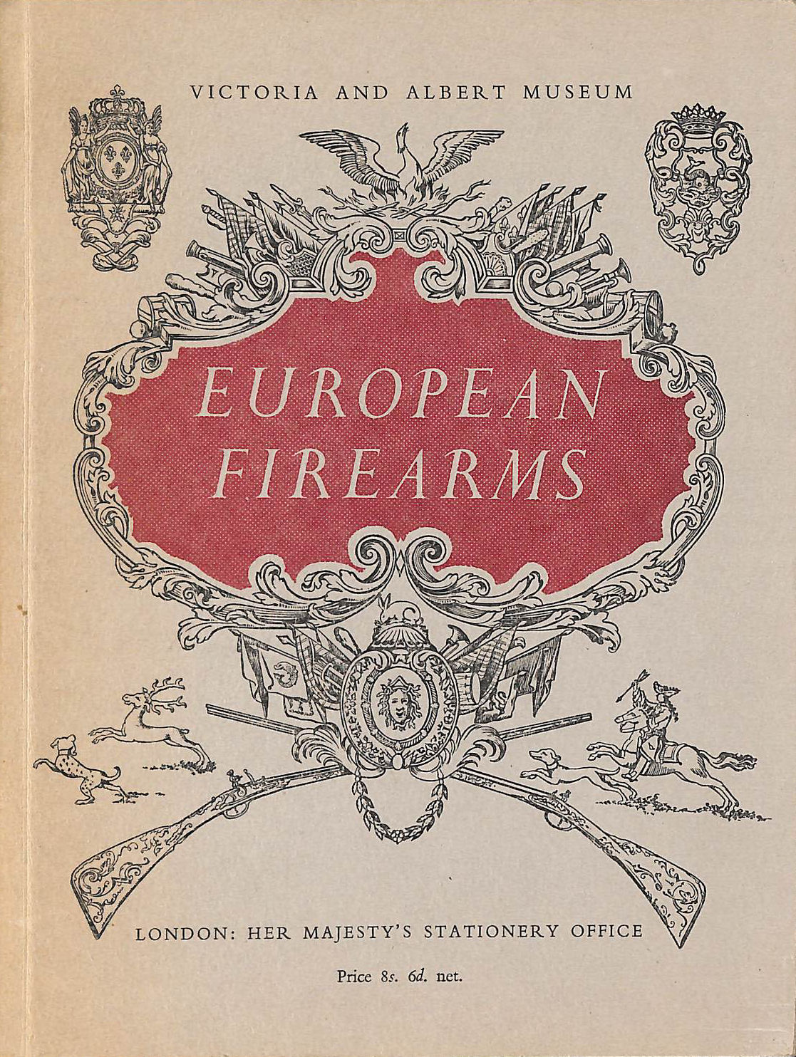 Image for European Firearms.
