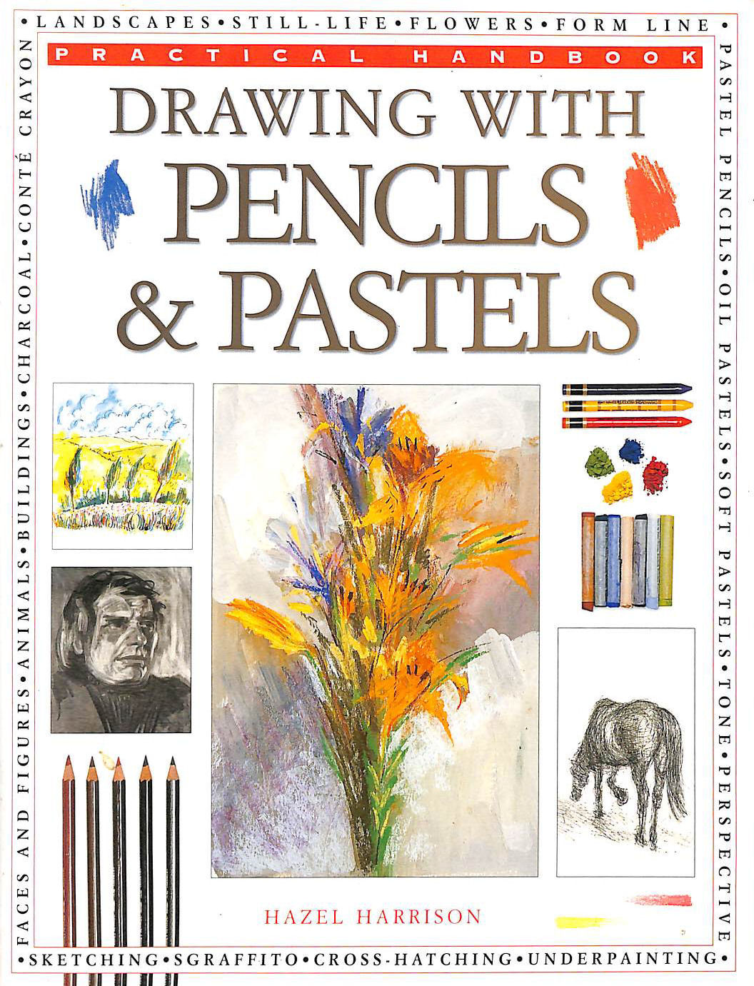 Image for Drawing, Pencil And Pastels (Practical Handbook)