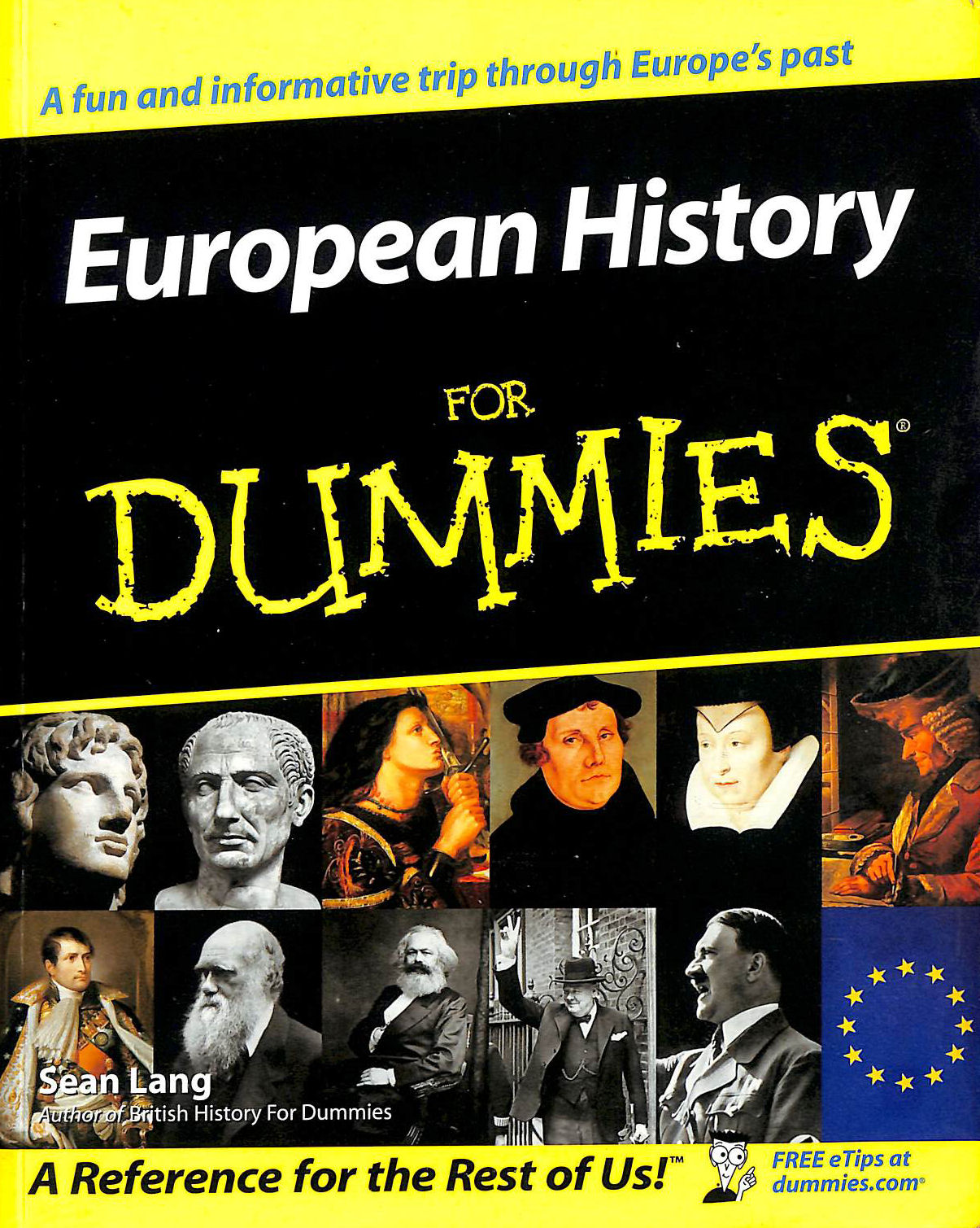 Image for European History For Dummies