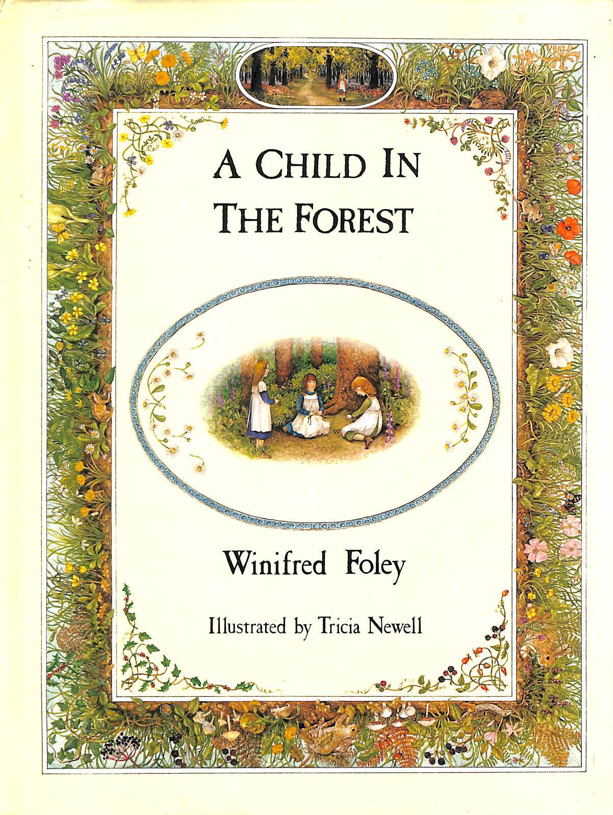Image for A Child In The Forest