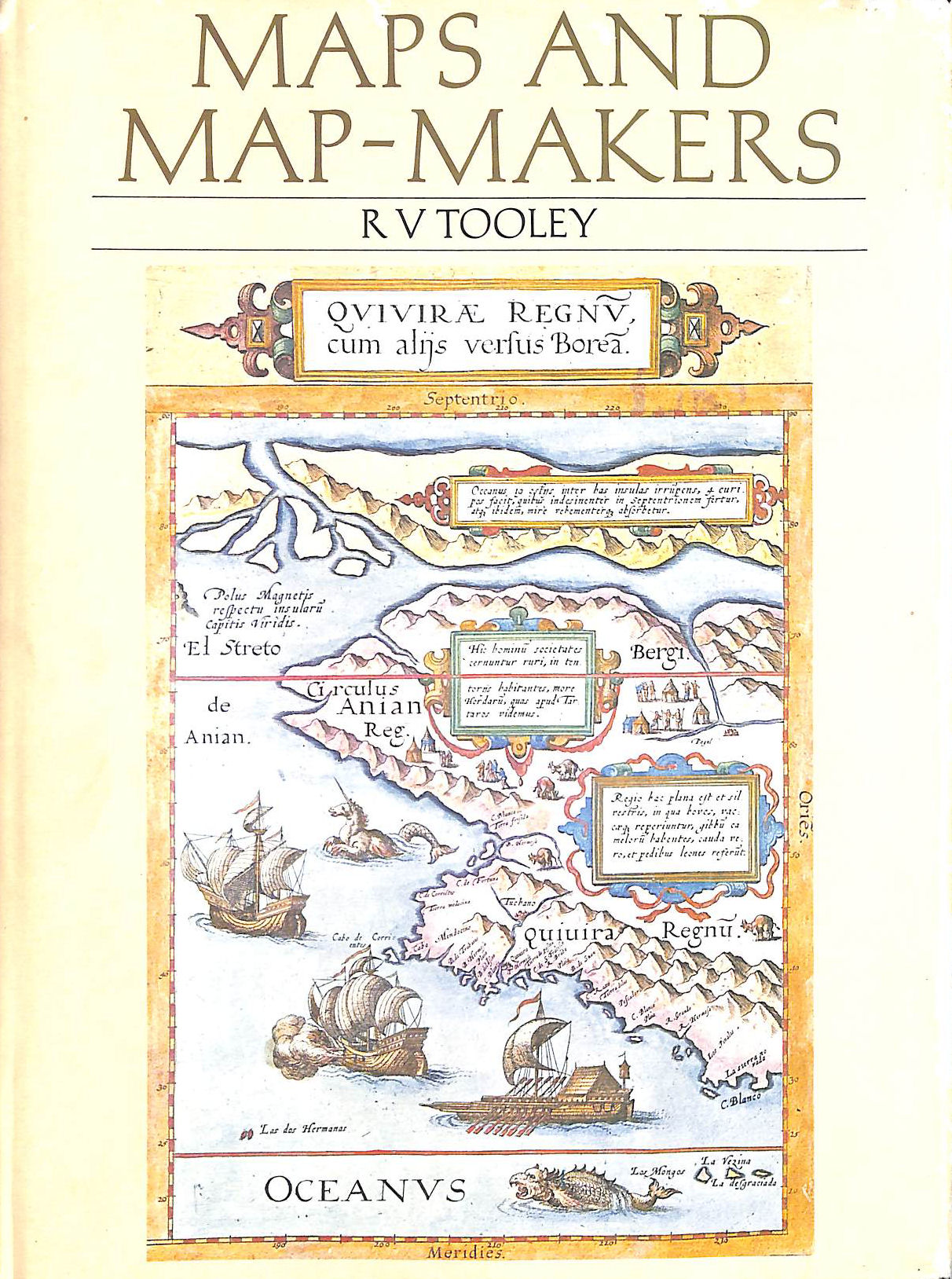 Image for Maps And Map-Makers