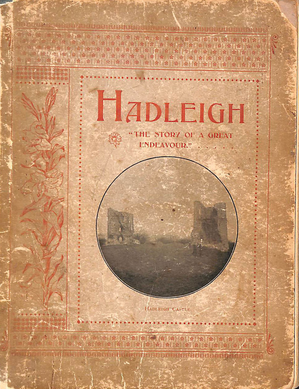 Image for Hadleigh, The Story if a Great Endeavour