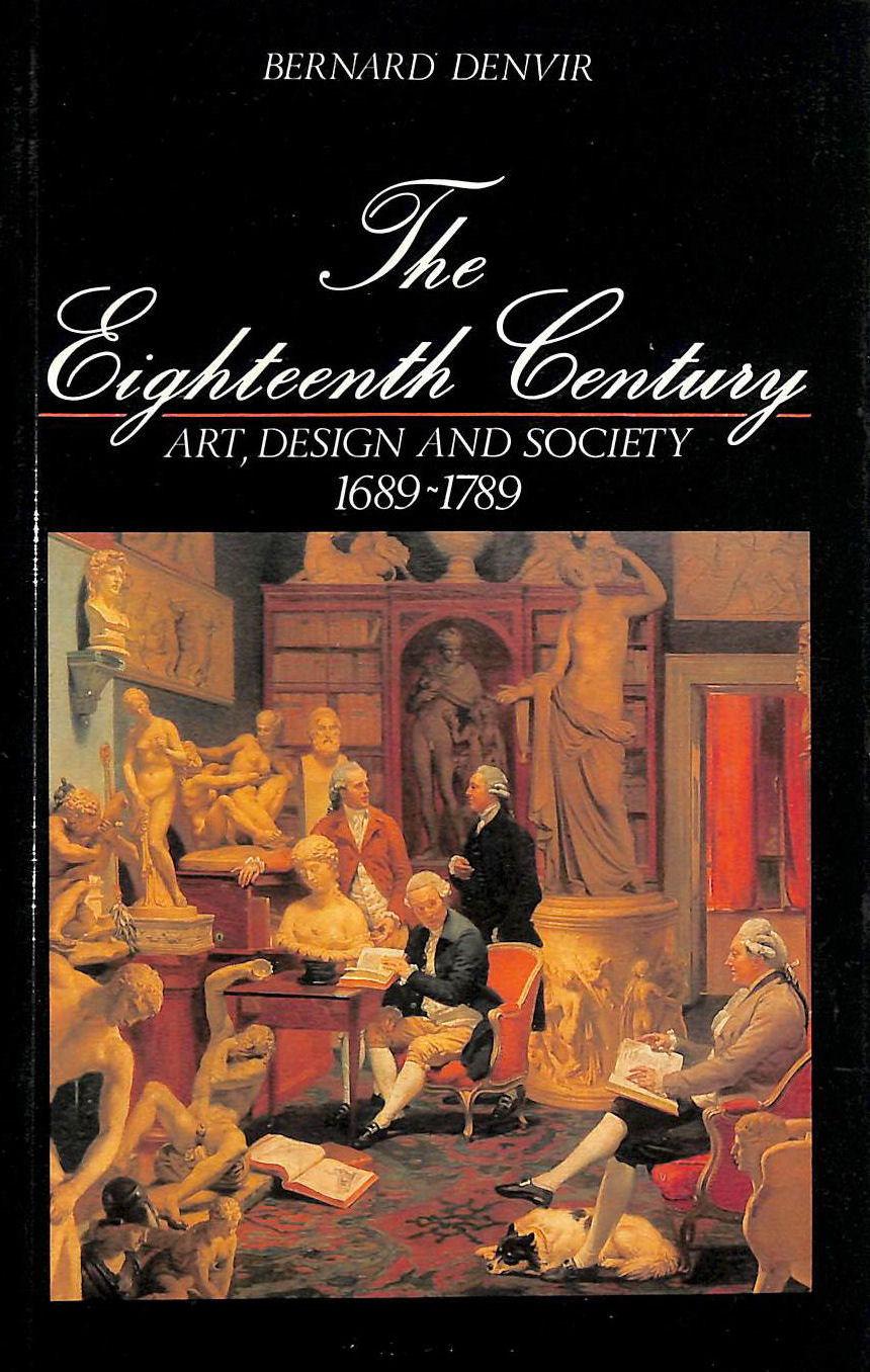Image for Art, Design And Society: 1689-1789: Eighteenth Century (Dhtb)