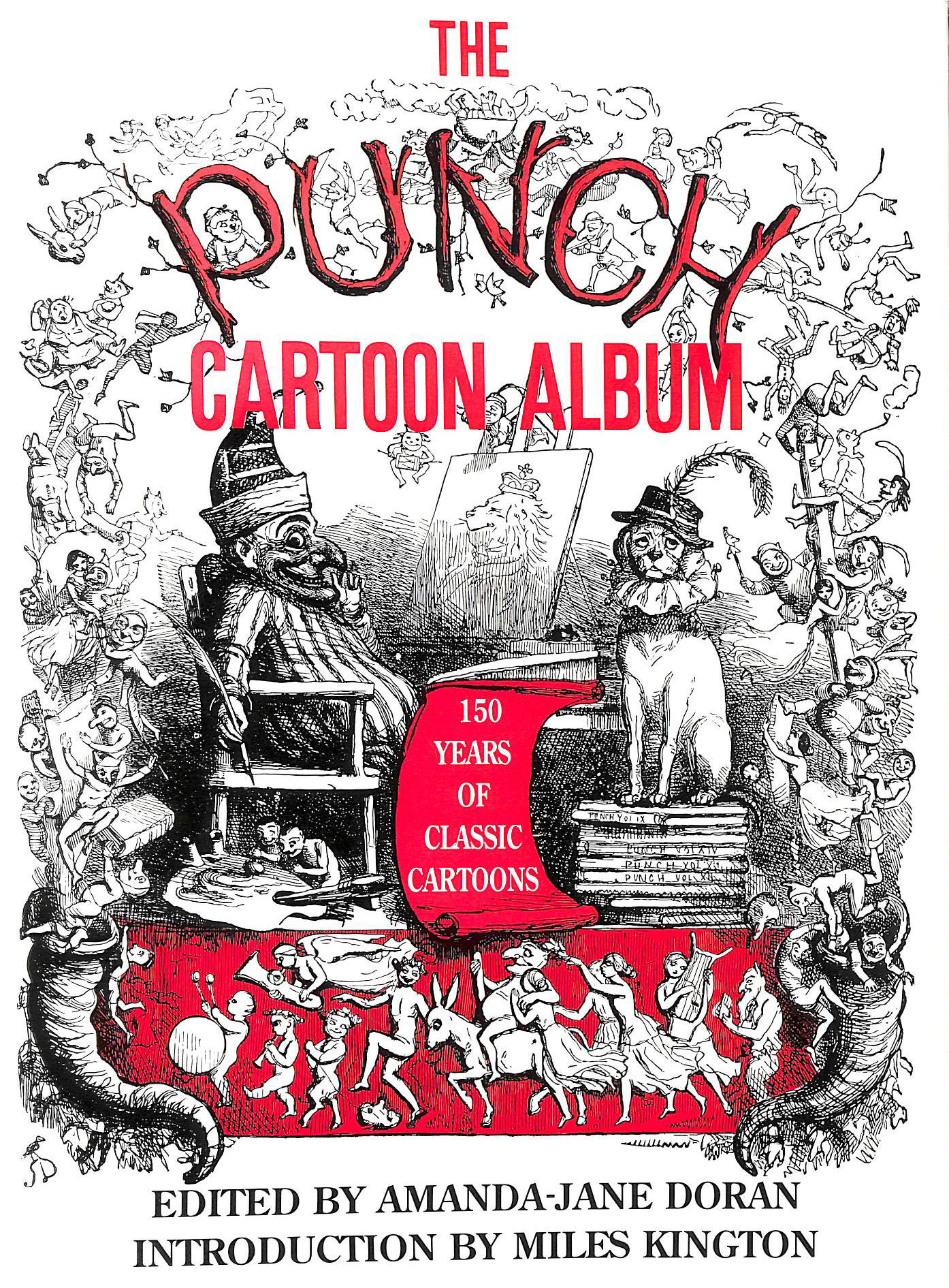 Image for Punch Cartoon Album: 150 Years Of Classic Cartoons