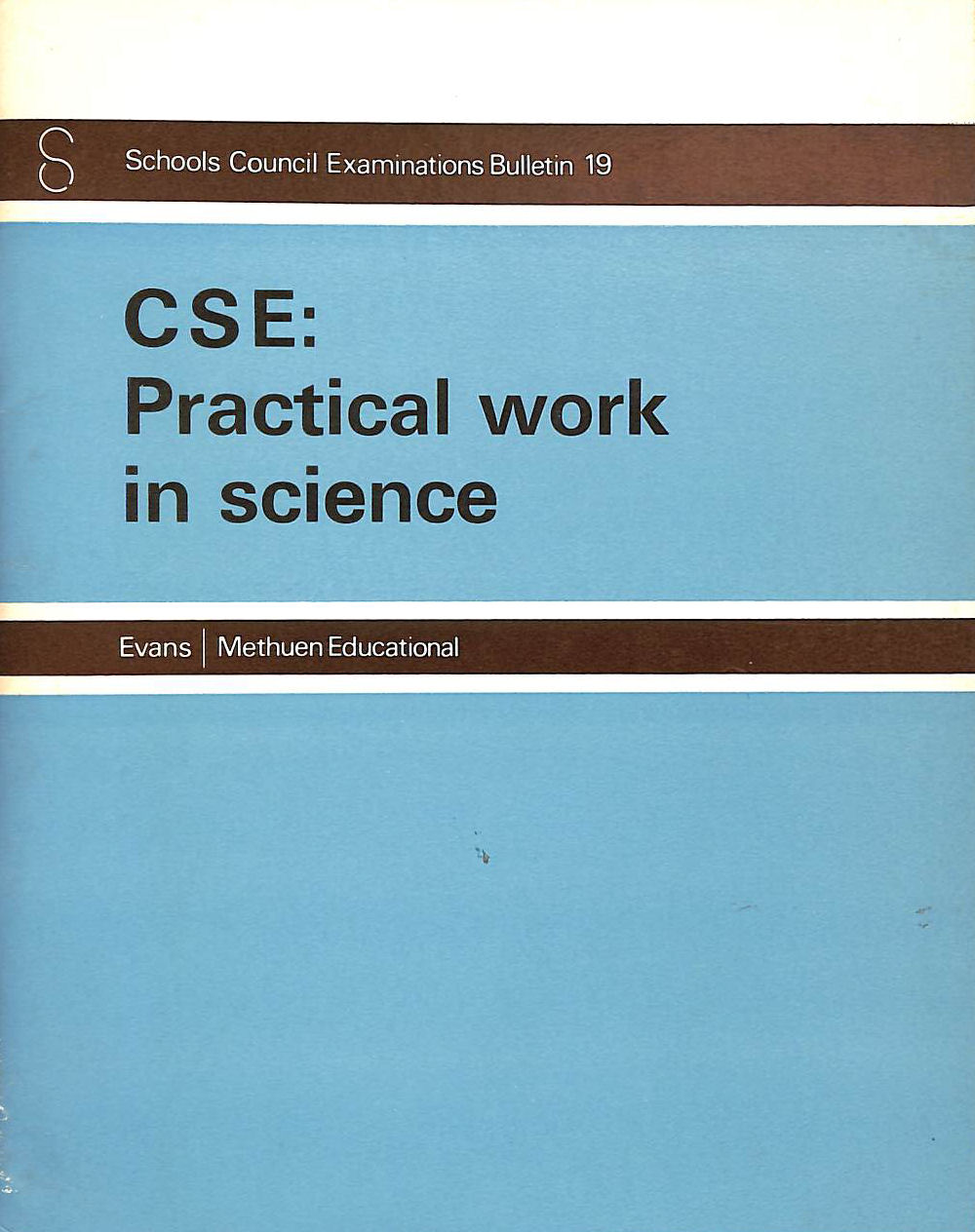 Image for Practical Work In Science (Examination Bulletin)