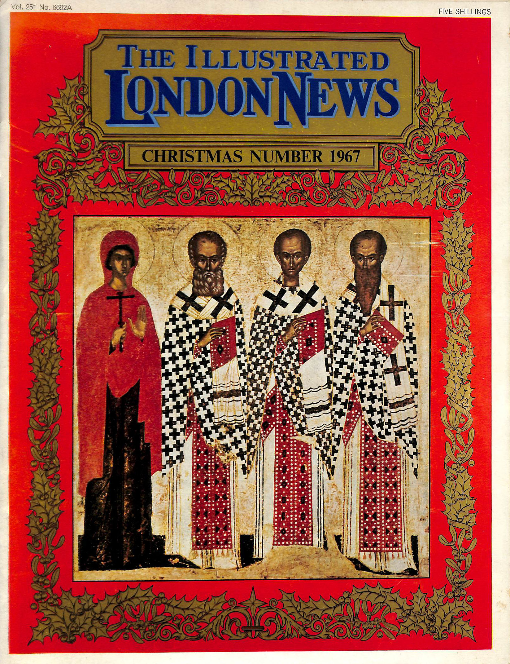 Image for The Illustrated London News Christmas Number 1967