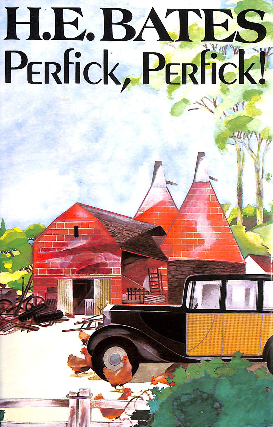 Image for Perfick, Perfick!: The Story Of The Larkin Family