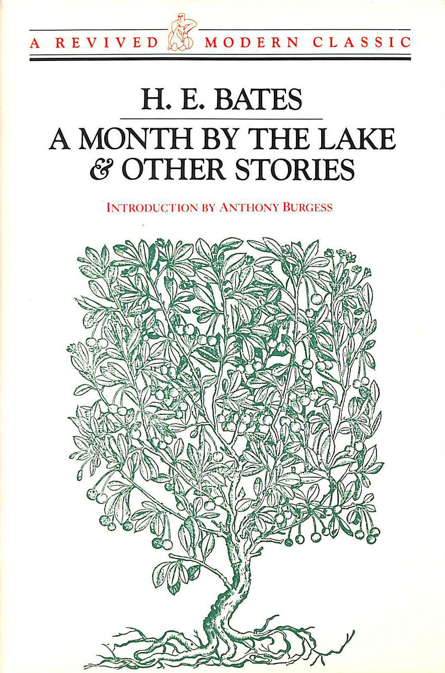 Image for A Month By The Lake And Other Stories: New Directions Paperbook, No 645 (Revived Modern Classic)