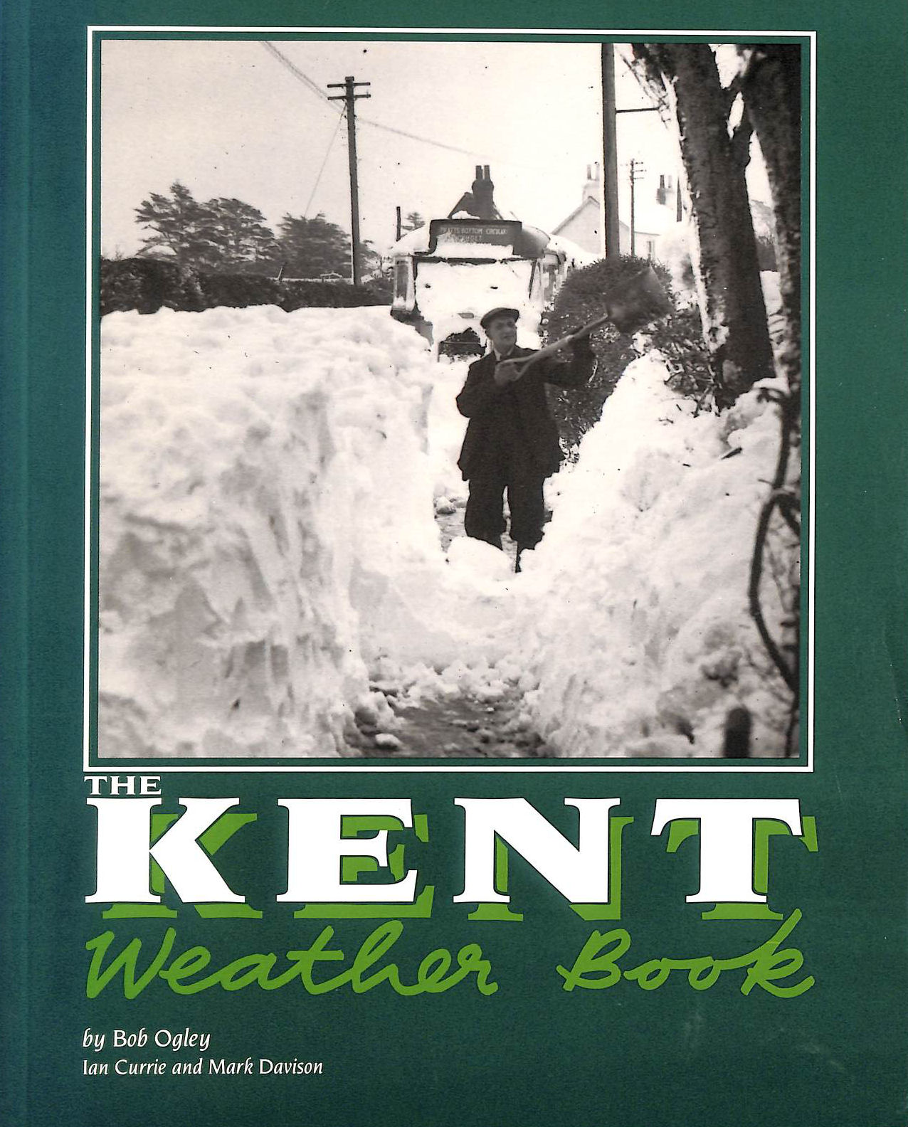 Image for The Kent Weather Book (County Weather)