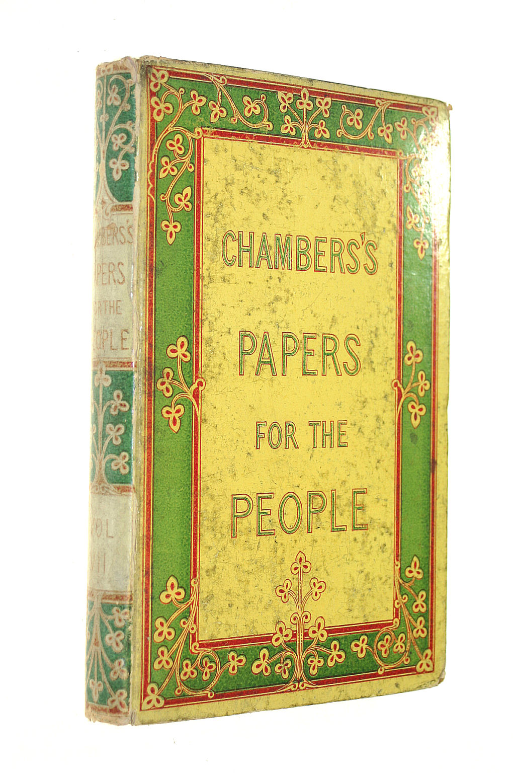 Image for Chambers's Papers For The People: Volume Vii