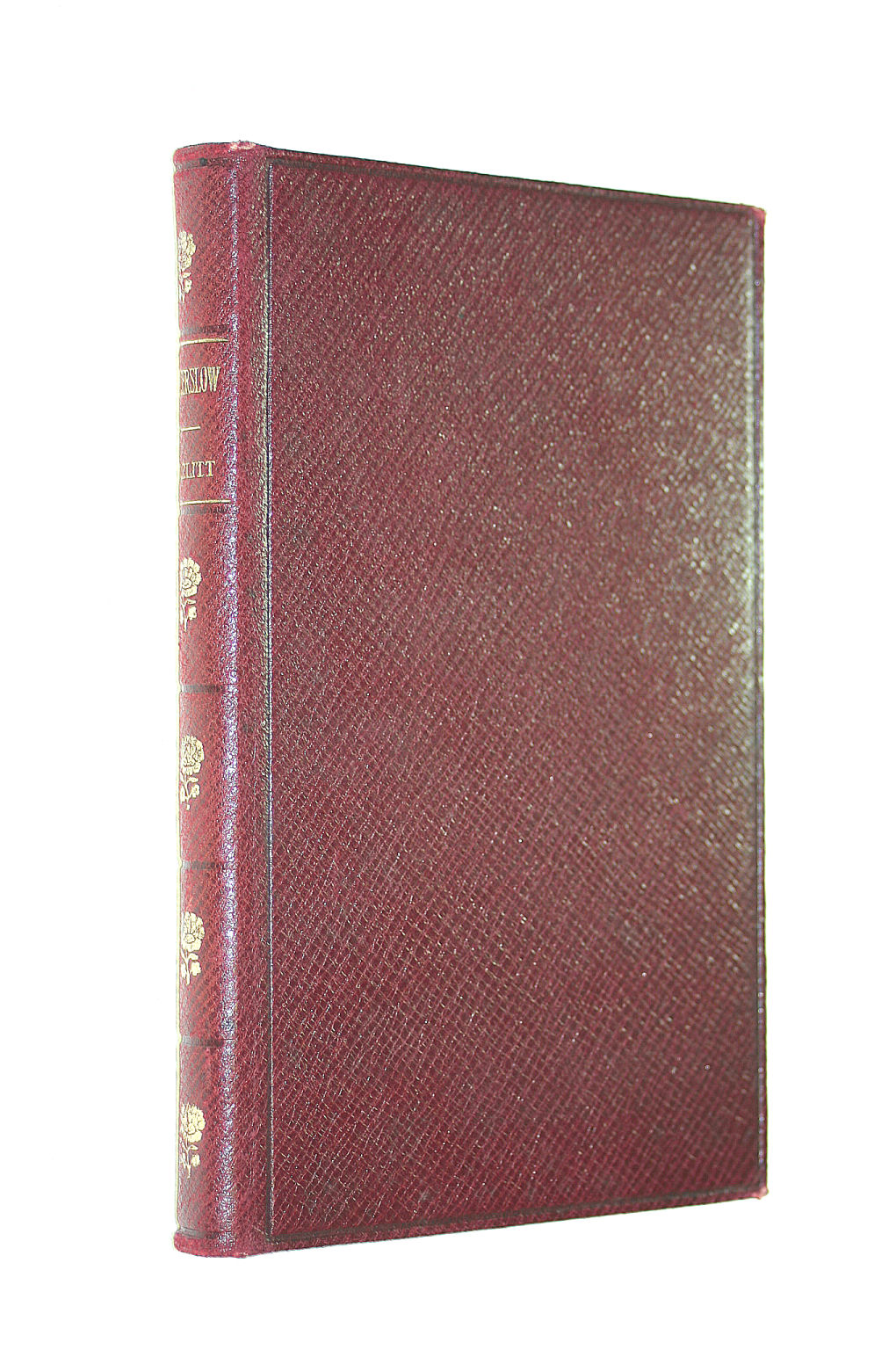 Image for Winterslow: Essays And Characters Written There. (Works Of William Hazlitt 3)
