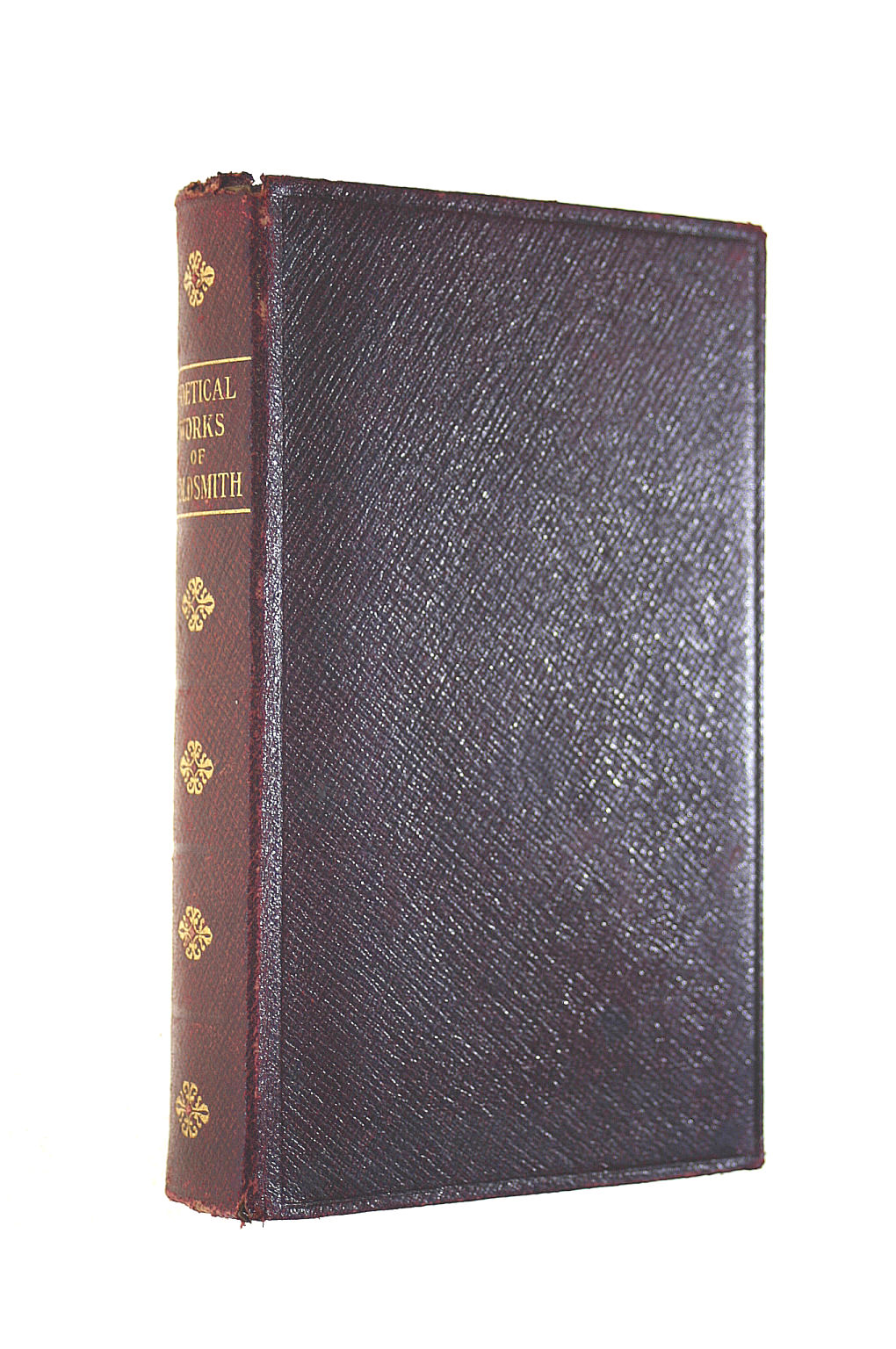Image for The Complete Poetical Works Of Oliver Goldsmith