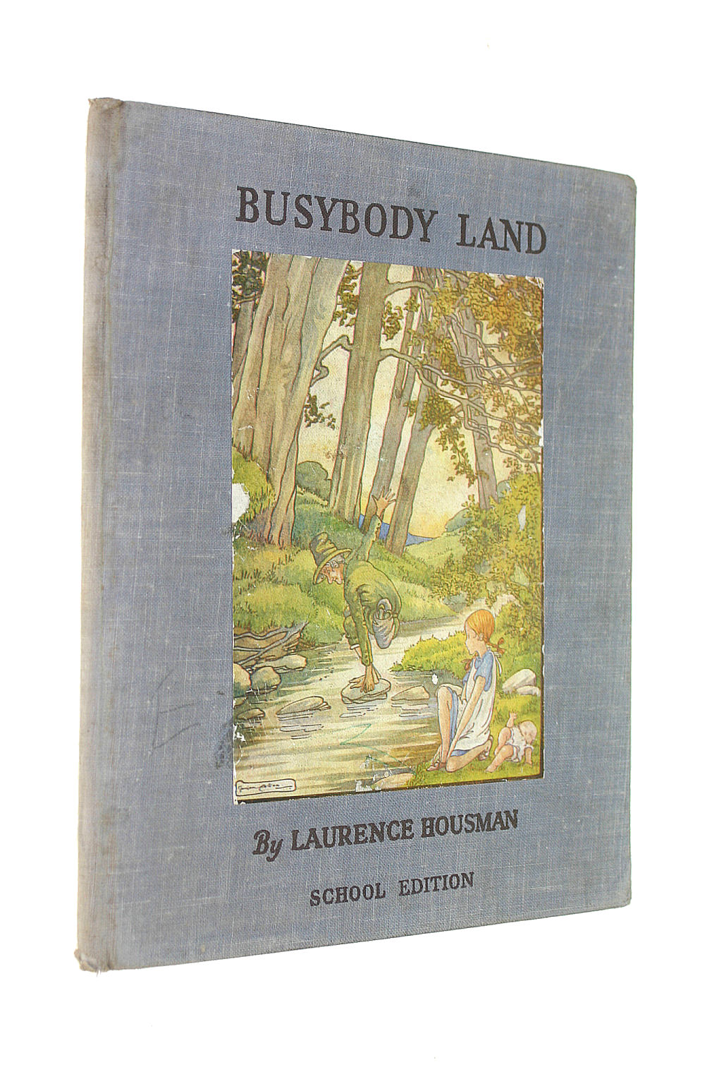 Image for Busybody Land ... And The Cuckoo Whose Nest Was Made For Her, Etc (Continuous Stories. No. 33.)