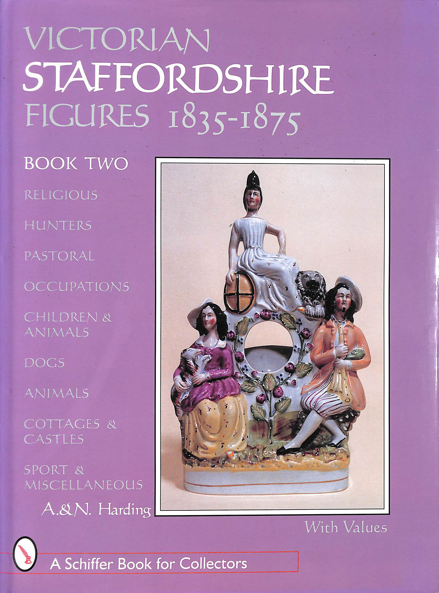 Image for Victorian Staffordshire Figures 1835-1875: Volume 2
