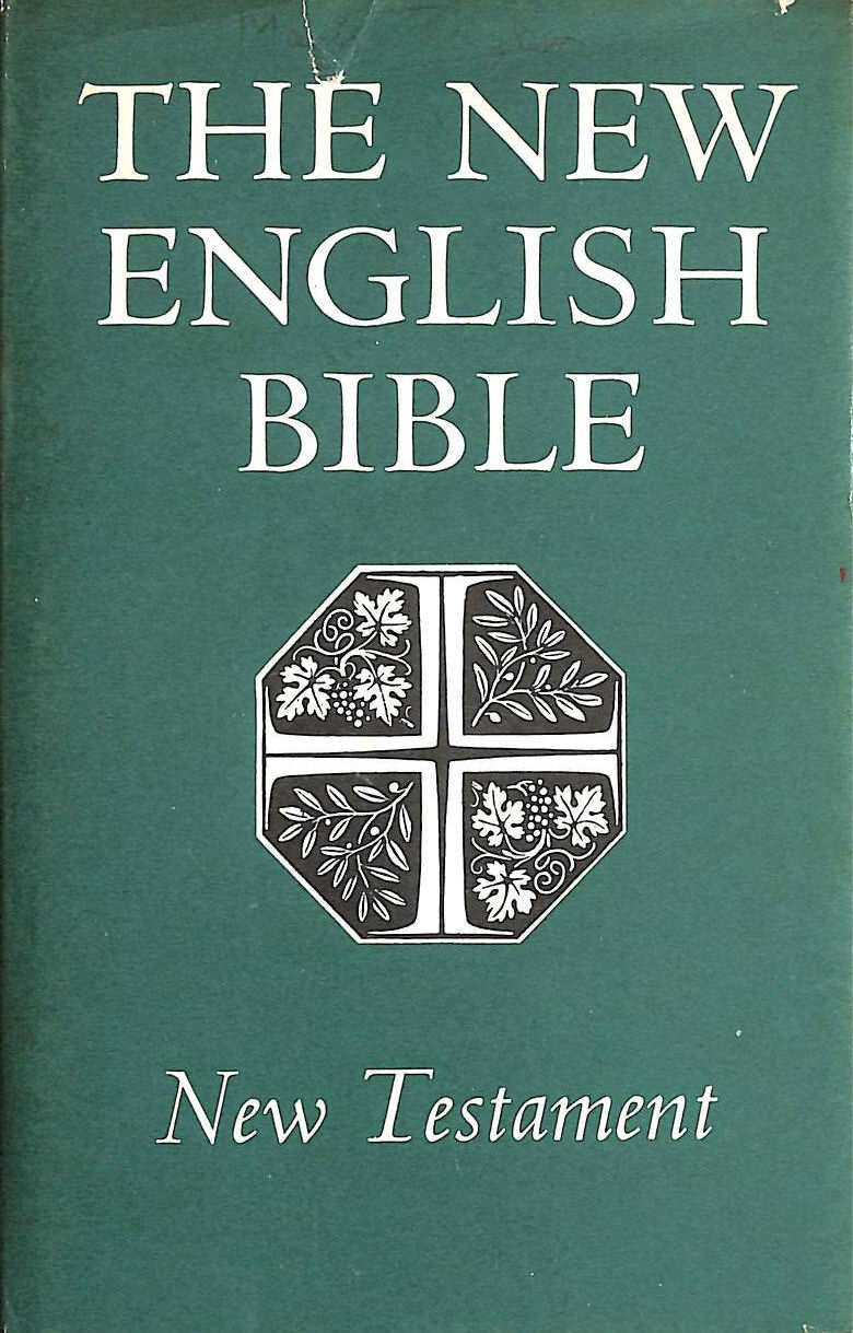 Image for The New English Bible - New Testament