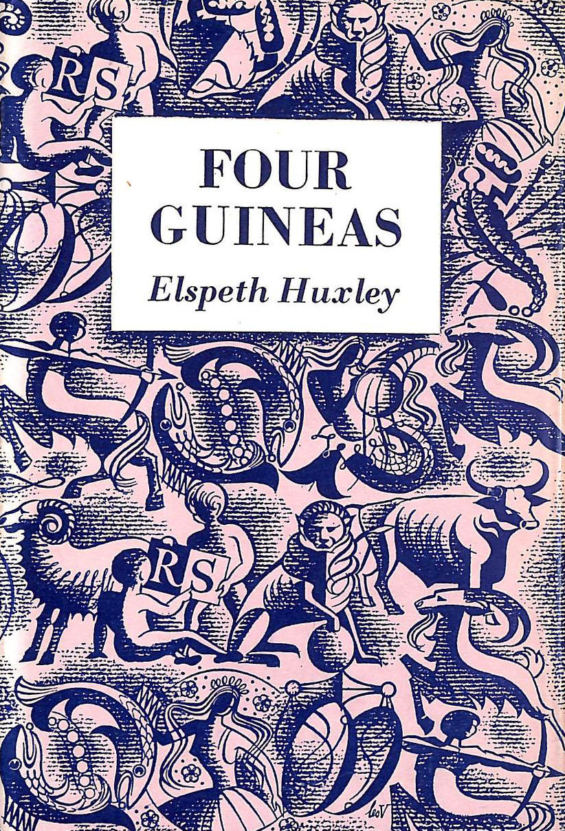 Image for Four Guineas A Journey Through West Africa