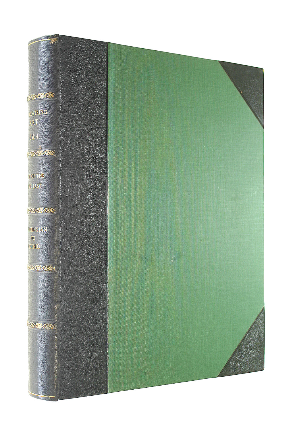 Image for Discovering Art, 3 & 4 Art of the East, Carolingian to Gothic