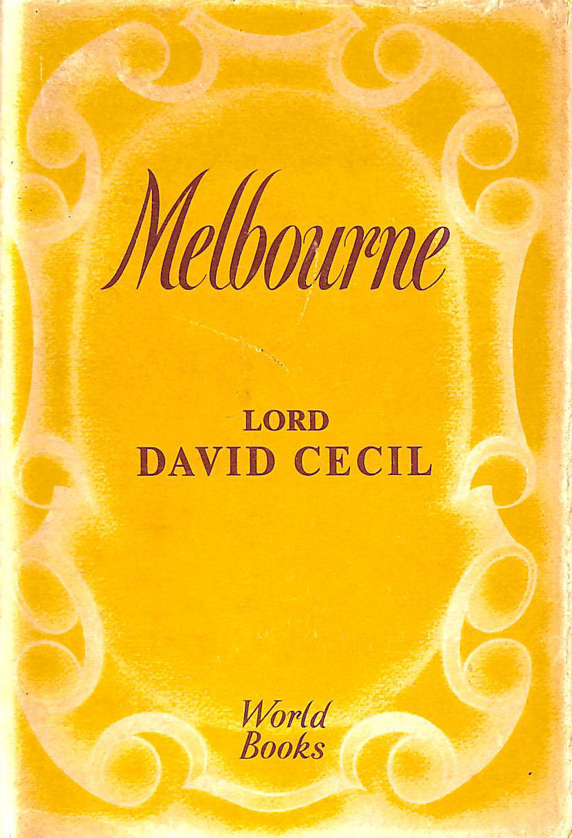 Image for Melbourne By David Cecil (1974-10-03)
