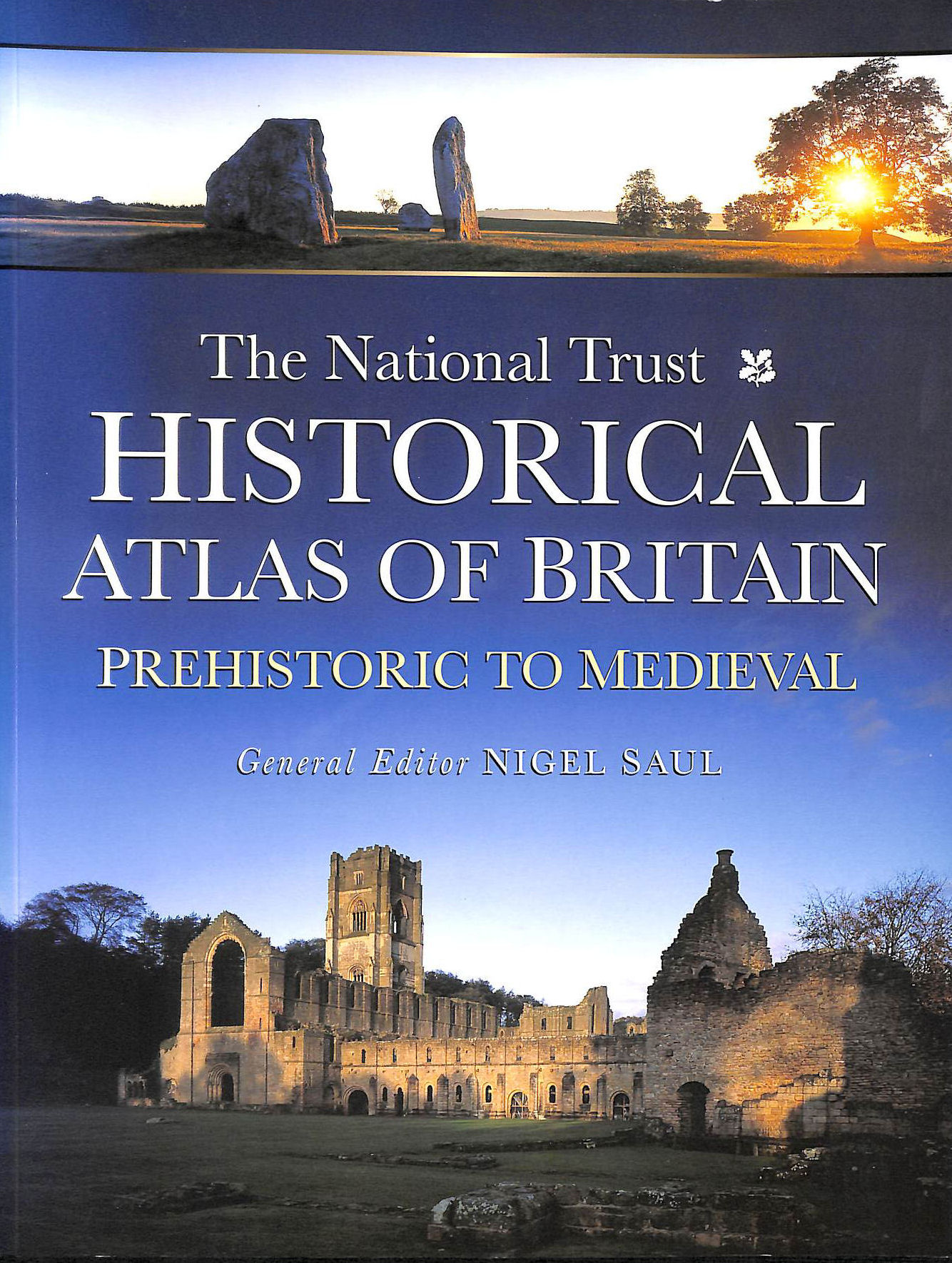 Image for The National Trust Historical Atlas Of Britain: Prehistoric To Medieval Period (Themes In History)