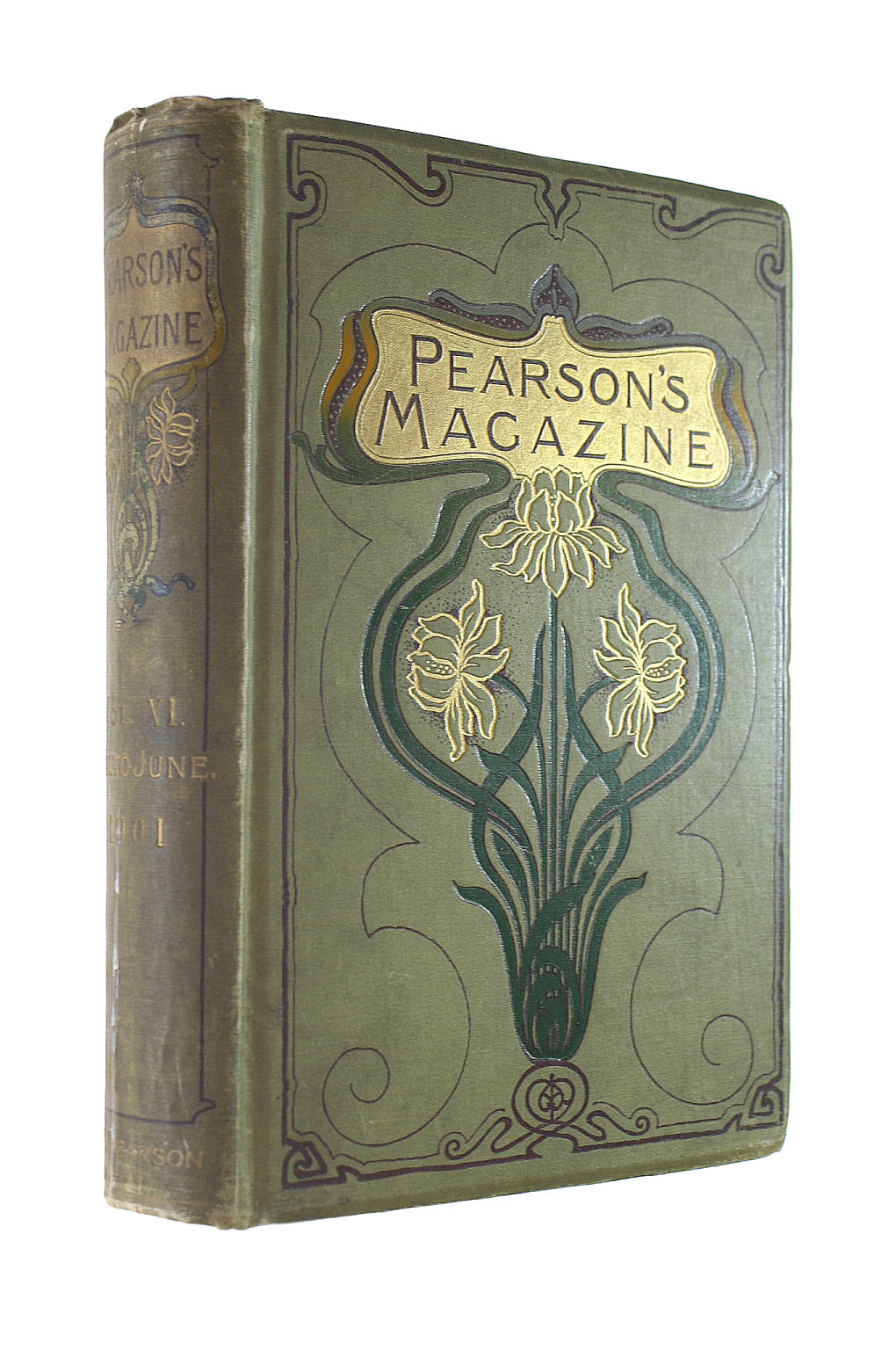 Image for Pearson'S Magazine, Vol. Xi, January To June 1901