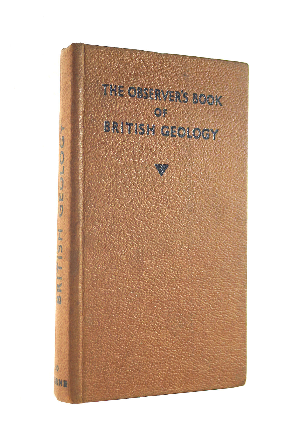 Image for The Observer's Book Of British Geology
