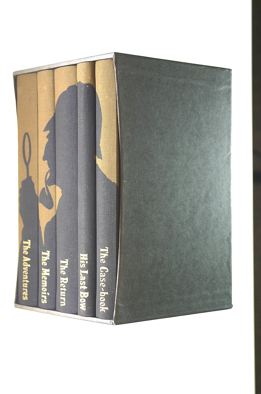 Image for Sherlock Holmes Complete Short Stories; The Adventures, The Memoirs, The Return, His Last Bow, The Case-Book. 5 Volumes