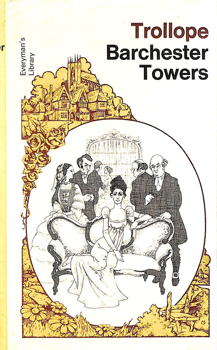 Image for Barchester Towers (Everyman's Library)