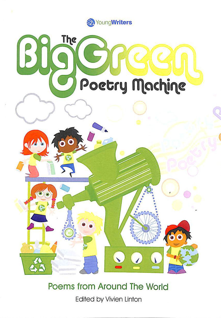 Image for The Big Green Poetry Machine Poems From Around The World