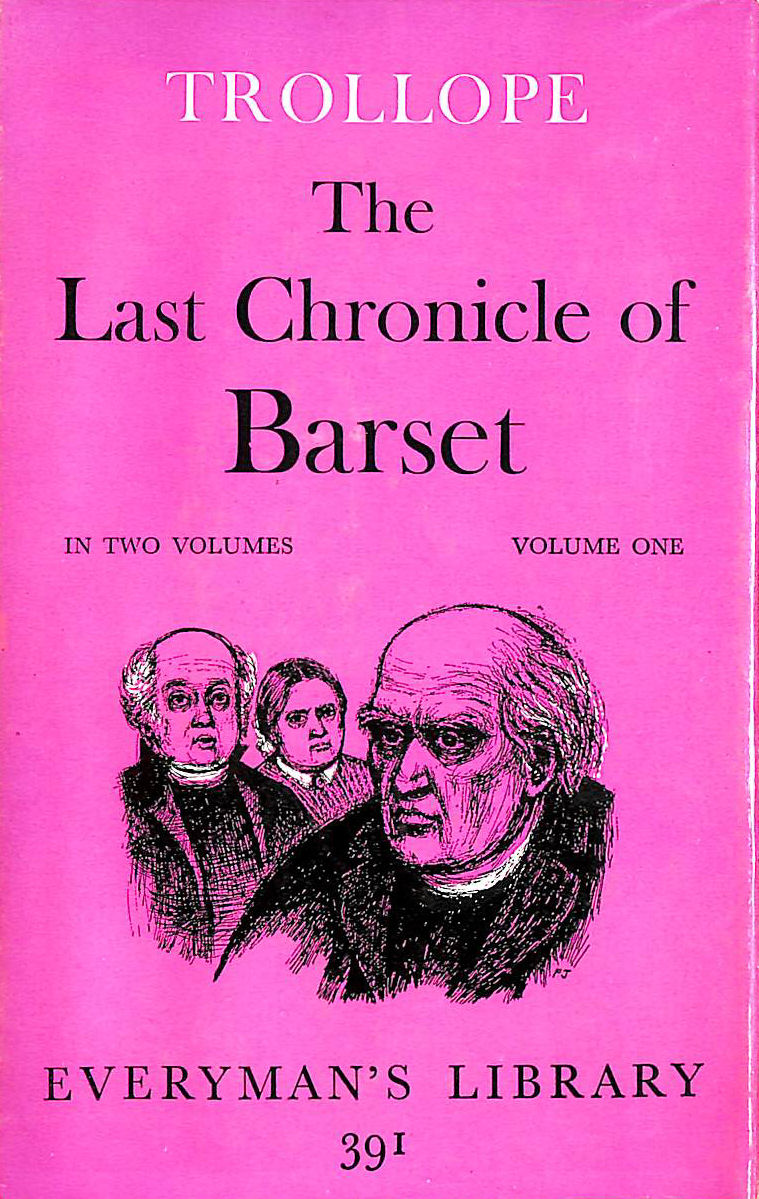 Image for The Last Chronicle Of Barset, Volume One