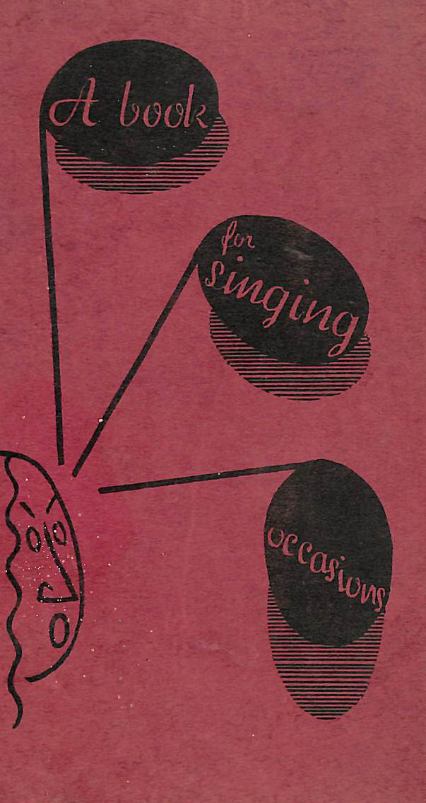 Image for A Book For Singing Occasions