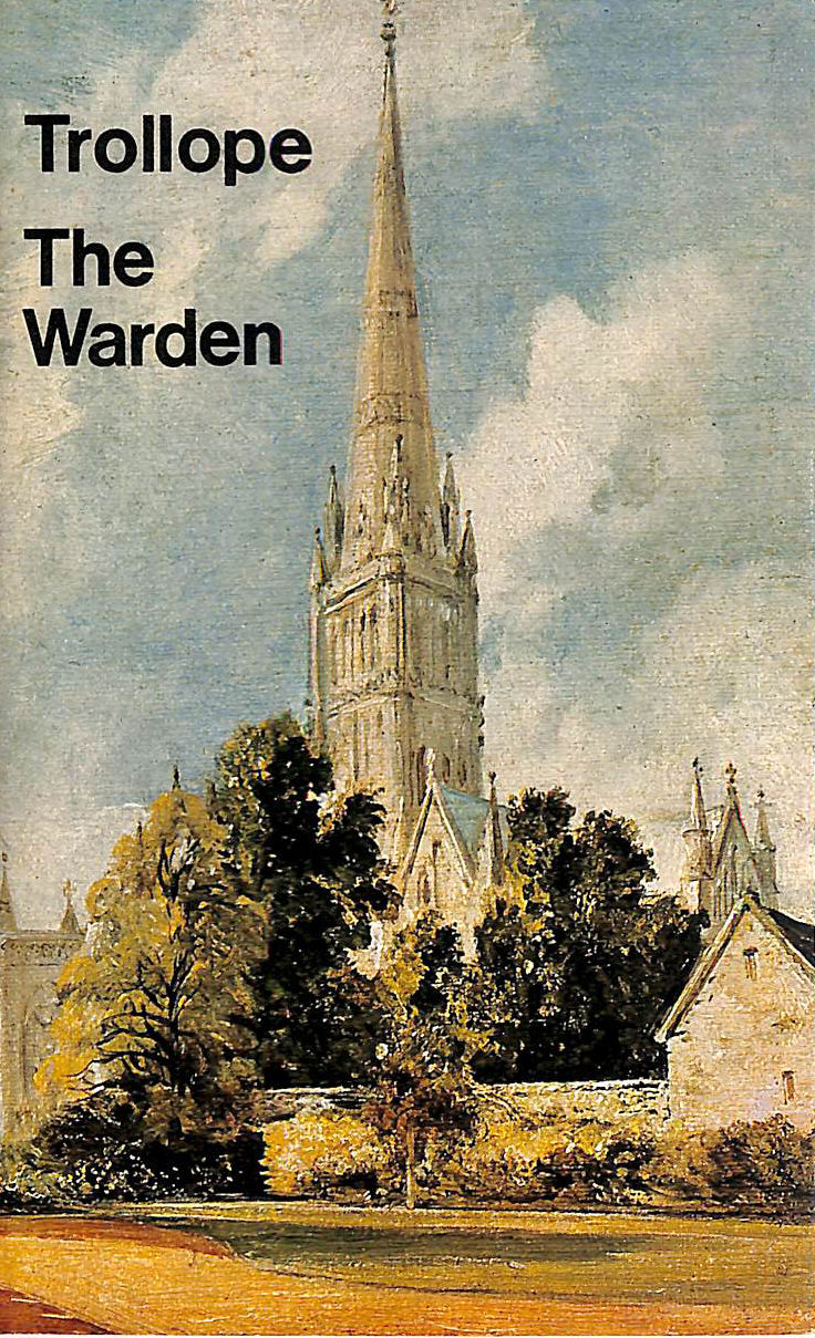 Image for The Warden (Everyman's Library)